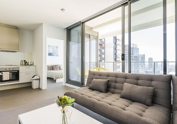 Uws Hudson Melbourne Cbd Apartment